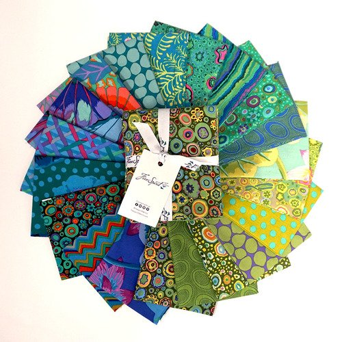Kaffe Fassett Collective Fat Quarter Stack - Classics - Island (20 pcs)