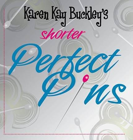 Karen Kay Buckley Shorter Perfect Pins