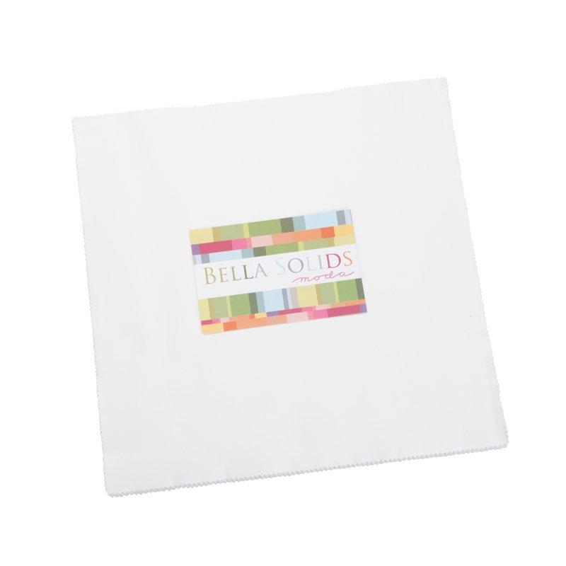 Bella Solids Layer Cake - White (42 pcs)