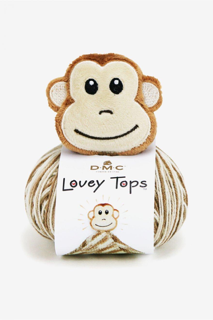 Lovey Tops - Monkey