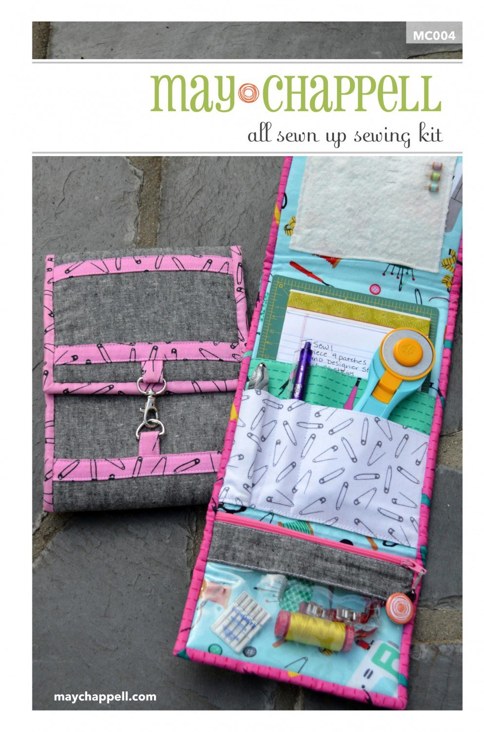 All Sewn Up Sewing Kit