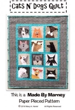 Cats N' Dogs Quilt