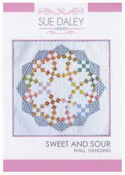 Sweet and Sour Wall Hanging