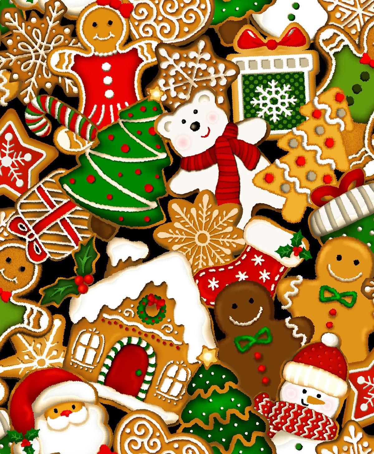 Noel 2021 - Stacked Cookies