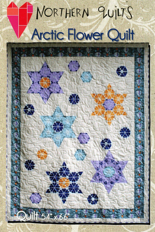 Arctic Flower Quilt