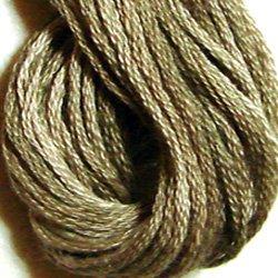 Perle Cotton #O178 Tea Dyed Stone - Variegated (Valdani)