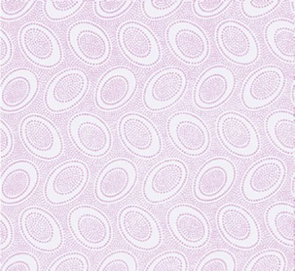 Aboriginal Dot - Blush
