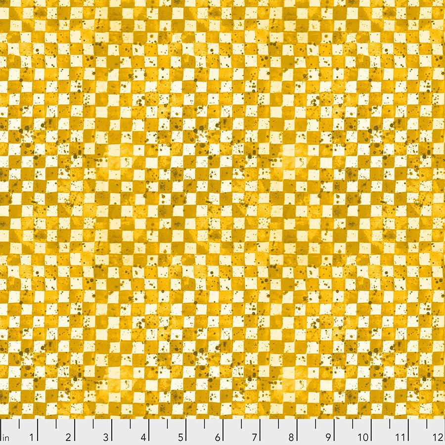 Color Labyrinth - Checkerboard - Yellow