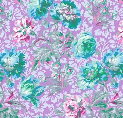 Baroque Floral - Lavender