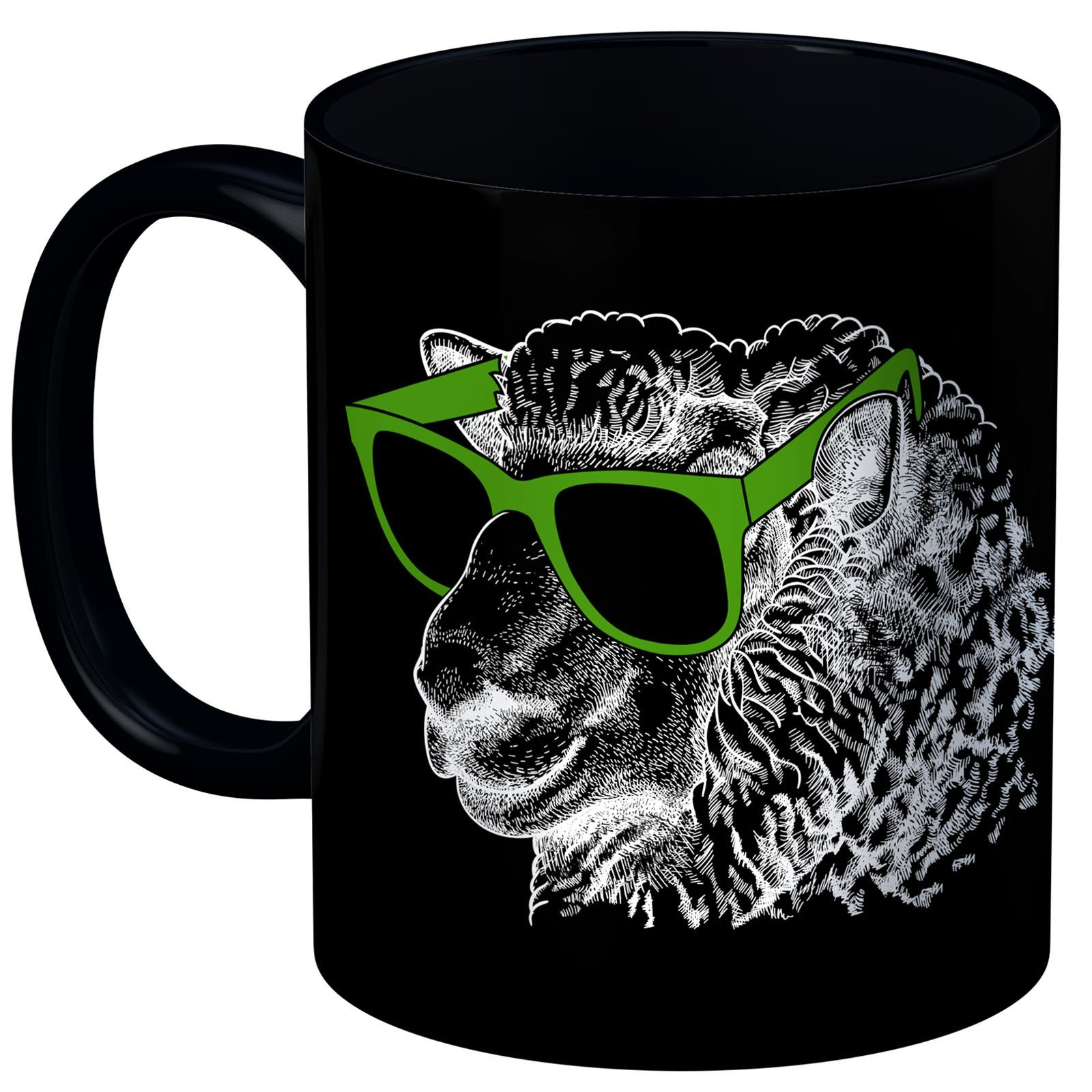 Cool Sheep Mug