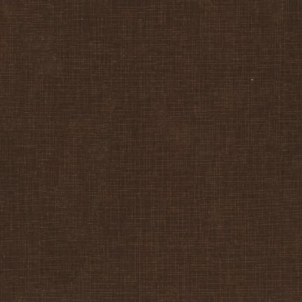 Quilter's Linen - Chocolate (Remnant: 1-2/3 yds)
