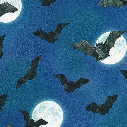 Raven Moon - Bats - Spooky