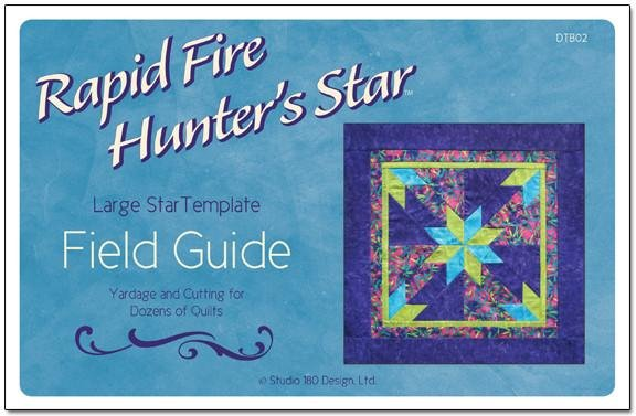 Field Guide for the Rapid-Fire Hunter's Star - Large Star
