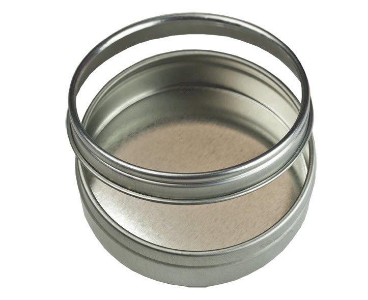 Nirvana Round Accessory Tin