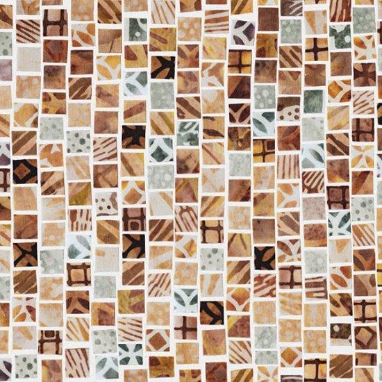 Mosaic Masterpiece - Cream