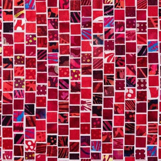 Mosaic Masterpiece - Red Velvet