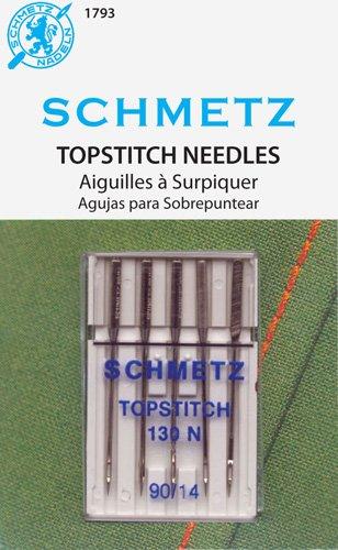 Schmetz Topstich Needles, Size 90/14 - 1793