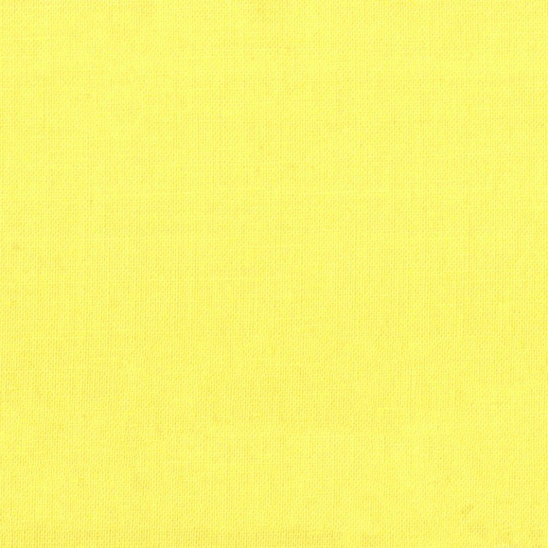 Cotton Couture - Canary (Remnant: 2 yds)