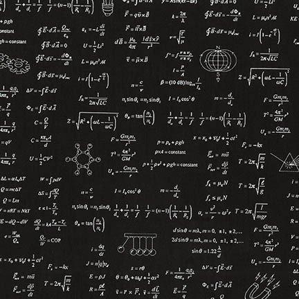 Science Fair 2 - Equations - Black