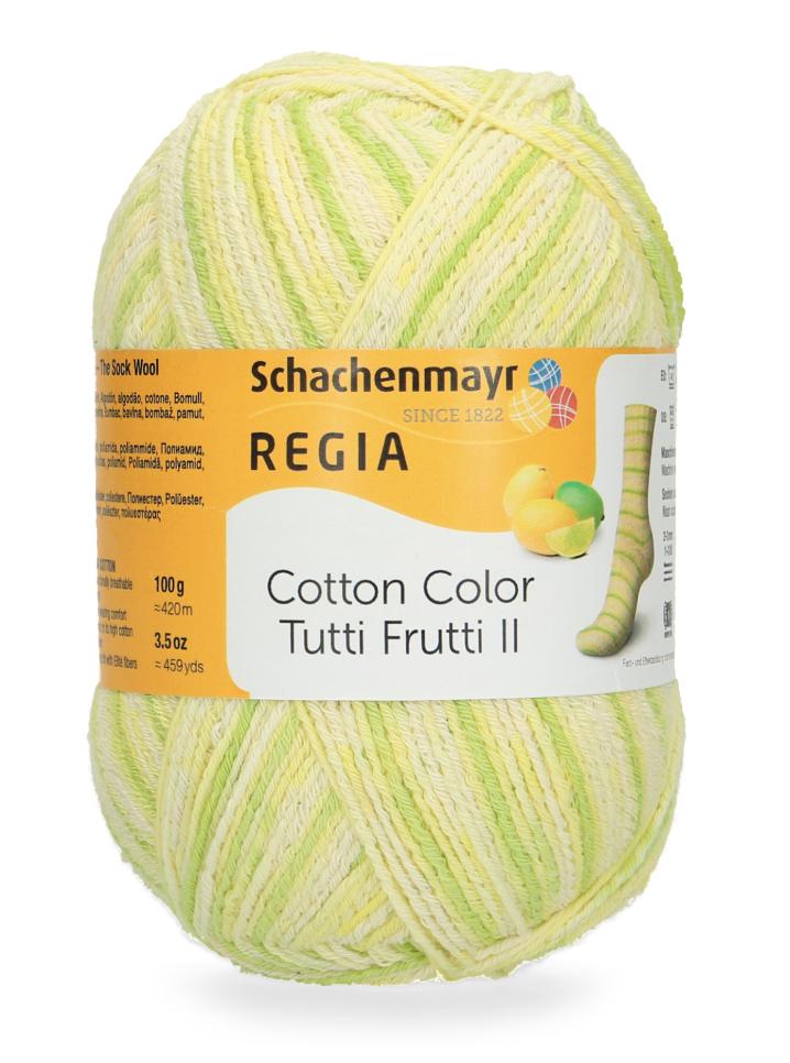 REGIA Tutti Frutti Color - 2424 Lemon