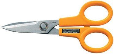 Olfa 5 Stainless Steel Serrated-Edge Scissors