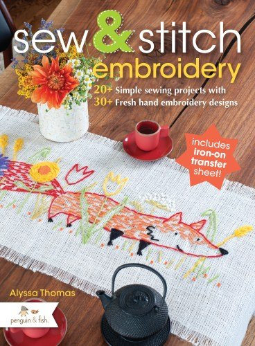 Sew & Stitch Embroidery