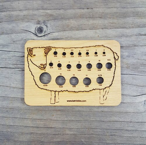 Animal Needle Gauge - Sheep