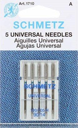 Schmetz Universal Needles, Size 90/14 - 1710