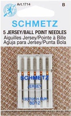 Schmetz Jersey/Ball Point Needles - 1714
