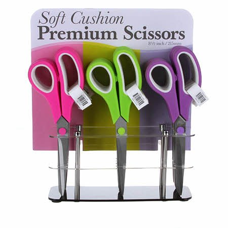 Soft Cushion Premium Scissors (8.5)