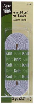 Dritz Knit Elastic