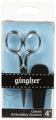 Gingher Classic Embroidery Scissors - 4
