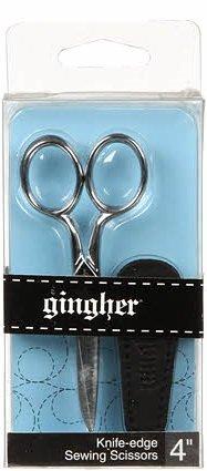 Gingher Knife-Edge Scissor - 4