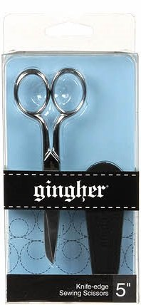 Gingher Knife-Edge Scissor - 5