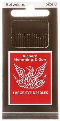 Richard Hemming & Son Betweens/Quilting Needles