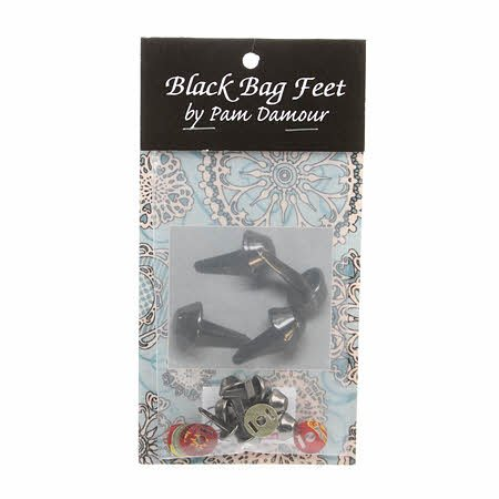 Bag Feet - 1/2 (8 ct)