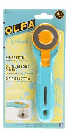 Olfa 45mm Splash Rotary Cutter