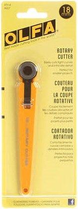 Olfa 18mm Mini Rotary Cutter