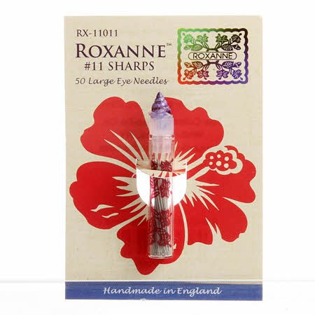 Roxanne Sharps Needle - Size 11 (50 ct)