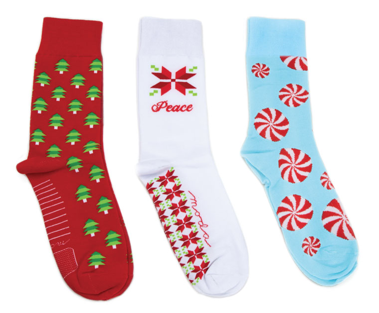 Christmas Socks (3 Designs Available)