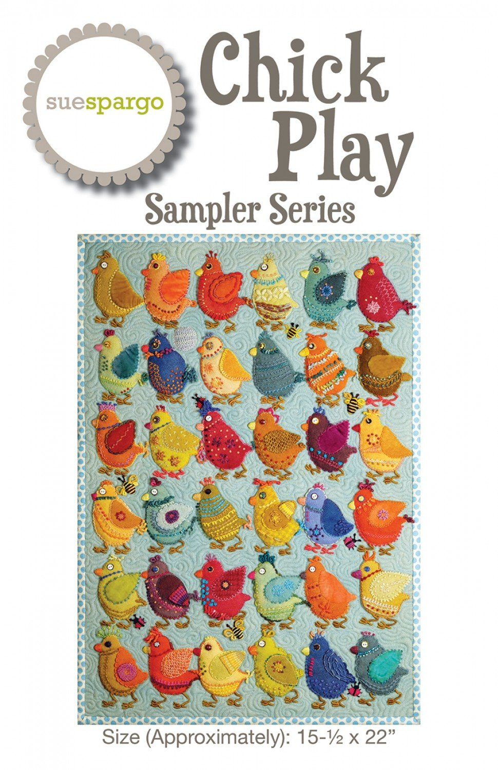 Sampler Series Pattern: Chick Play
