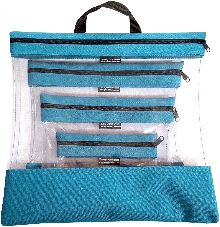 See Your Stuff Bag - 4-Piece Set
