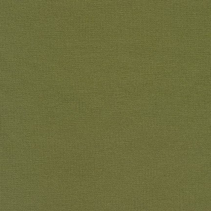 Trainers French Terry Fleece - Olive