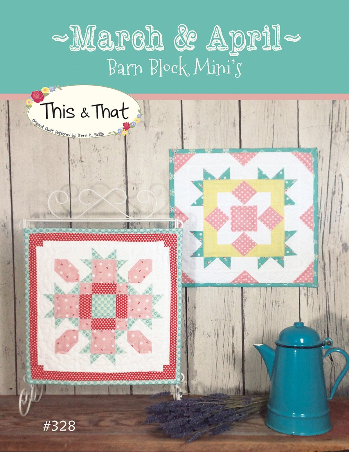 Barn Block Mini: March/April