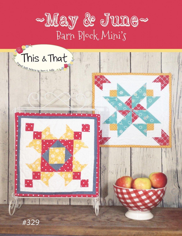 Barn Block Mini: May/June