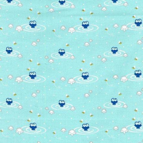 Pondlife - Frogs - Blue