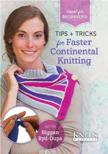 Tips & Tricks for Faster Continental Knitting