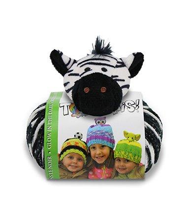 Top This! Zebra Yarn Kit