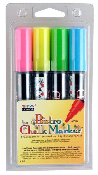 Bistro Chalk Marker Set - BGYP