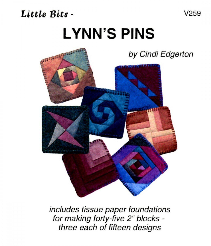 Little Bits: Lynn's Pins